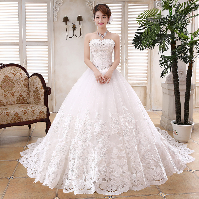 Latest Wedding Gowns Design Images