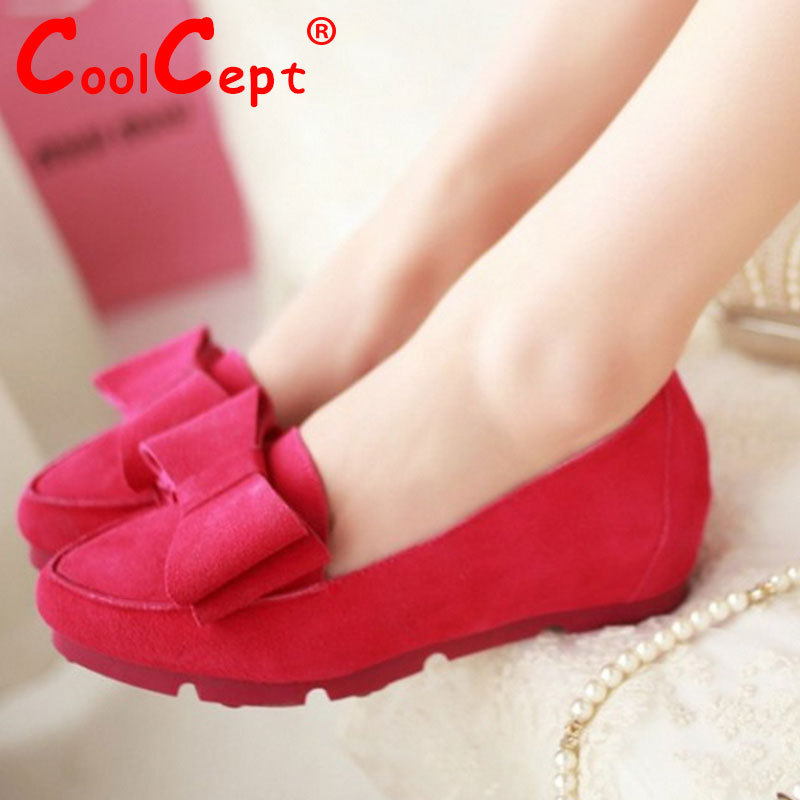 CooLcept free shipping flat casual shoes women sexy footwear fashion female P13482 EUR size 35-39<br><br>Aliexpress