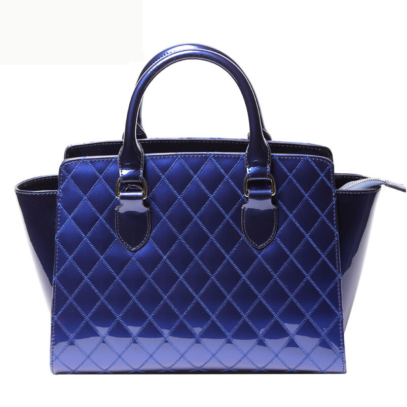 Здесь можно купить  2015 new Lizard grain cowhide women genuine leather bag brands fashion quality women shoulder messenger bags Blue wings bag  Камера и Сумки