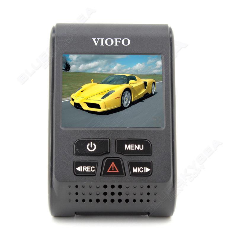 """Купить Бесплатная доставка! оригинал VIOFO A119 2.0 """"ЖК Конденсатор Новатэк 96660 HD 2 К 1440 P 1080 P Автомобилей Даш Камеры DVR GPS"""