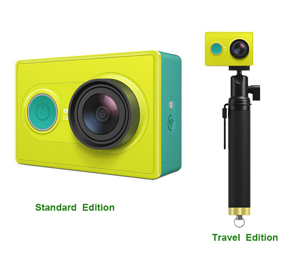 Оригинал Xiaomi Yi видеокамера действия сяо Yi HD спорт путешествия водонепроницаемый камара 1080 P wi-fi Bluetooth Xiaoyi Cam Xiaomi ю . и .