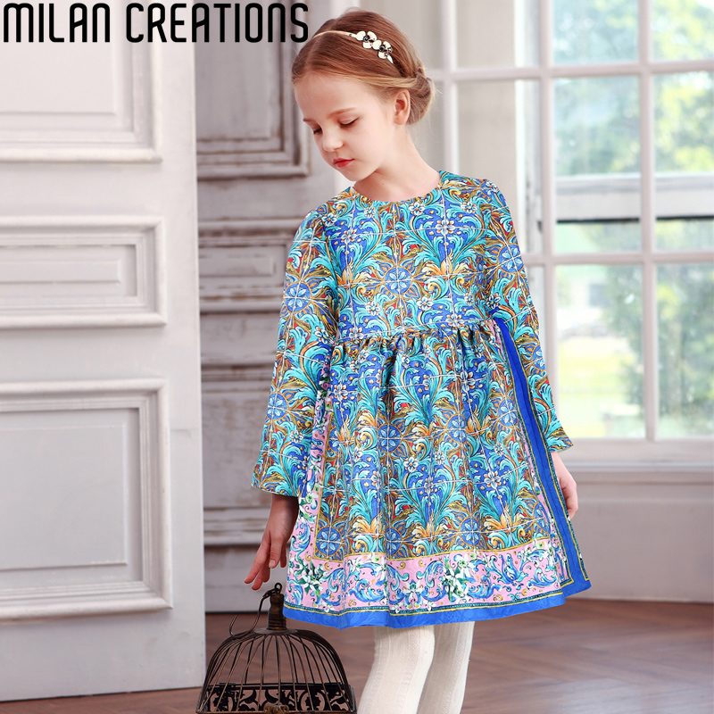 Гаджет  Girls Summer Dress 2015 New Brand Designer Girl Party Dress Baby Girls Clothes Kids Princess Dress Floral Kids Dresses Children None Детские товары