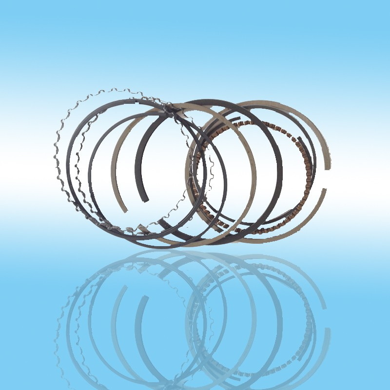 125mm Top-quality Original Engine Piston Ring Set for BENZ OM404A-(12CYL.).280PS 2/6/12 Cylinder (ONE SET FOR 2/6/12 CYLINDER)(China (Mainland))