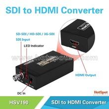 1080 P HD — SDI 3 г мини SDI к hdmi-конвертер SDI hdmi-конвертер поддержка SD / HD / 3G-SDI к hdmi-конвертер сигнала, Шоу на микро-hdmi дисплей