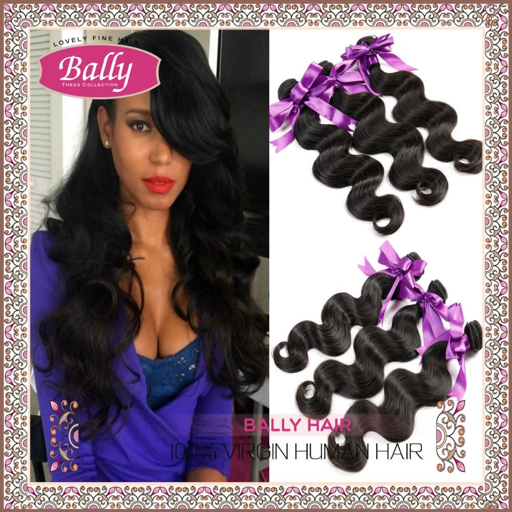 Ali Grace Hair Products Brazilian Body Wave 3pcs 6a Brazilian Virgin
