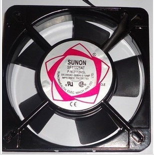 Free Shipping Sunon SUNON 11CM 1125 11025 220V 11CM sleeve bearing cooling fan blower 110 110
