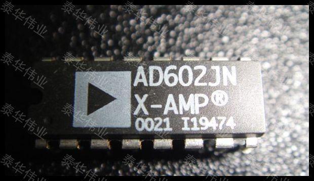 AD602JN / AD602JNZ AD DA DC DAC IC op amp IC(China (Mainland))