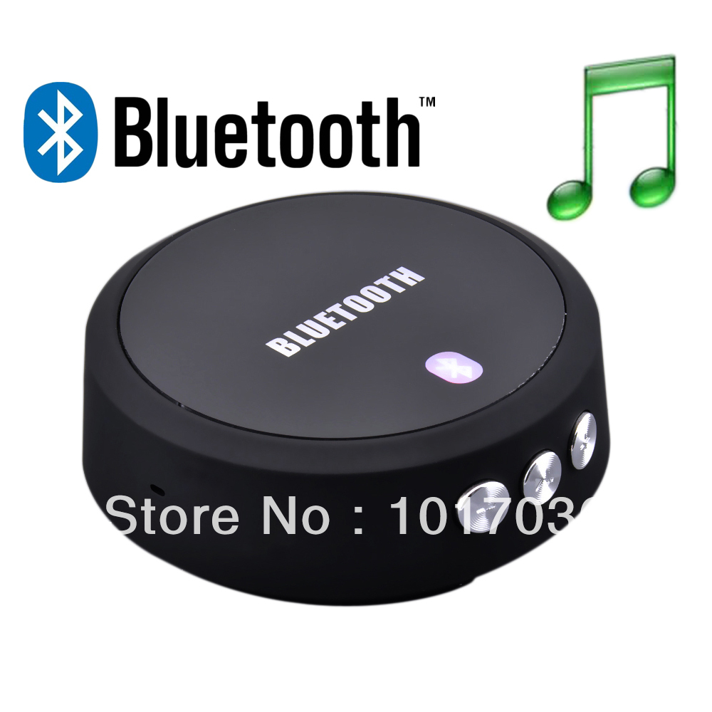 Bluetooth 4.0 NFC Enabled Wireless Music Audio Receiver Adapter HandsFree Car Kit For Samsung