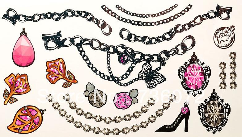 jewelry tattoo designs jewelry. Black Bedroom Furniture Sets. Home Design Ideas