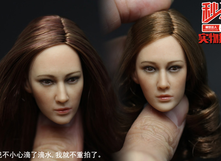 1/6 scale figure doll head for 12 action figure doll accessories.Pretty Women head figure doll head sculpt,not included body<br><br>Aliexpress