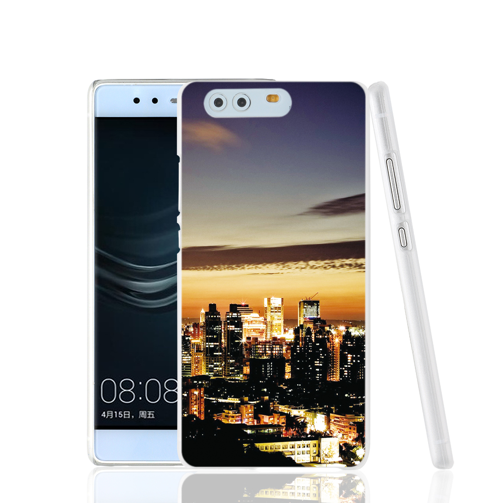 17824 Taiwan Taipei 101 At Night cell phone Cover Case for huawei Ascend P7 P8 P9 lite Maimang G8(China (Mainland))