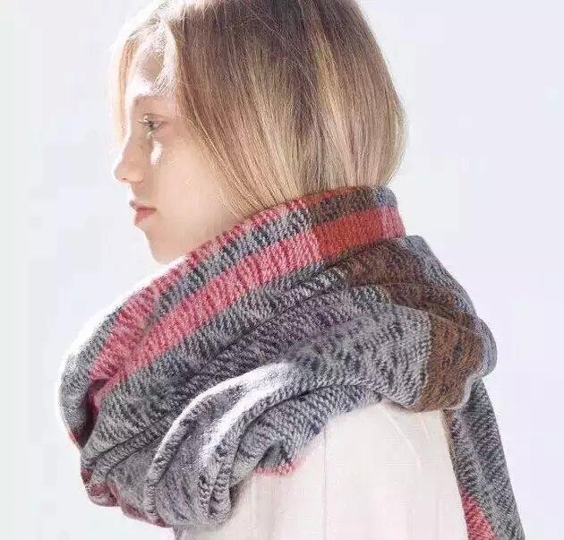 fashion women shawl women ultra long brand designer winter cape all-match Ladies cashmere shawl and scarvesAB9171(China (Mainland))