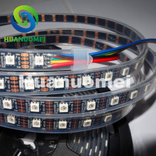 Buy 4M DC5V APA-102C addressable led pixel strip light;60leds/m 60pixels/m;BLACK PCB;waterproof silicon tube for $35.00 in AliExpress store