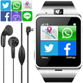 wearable devices GV18 Aplus Bluetooth Smartwatch Child GPS Smart Watch For Android Phone Support SIM NFC