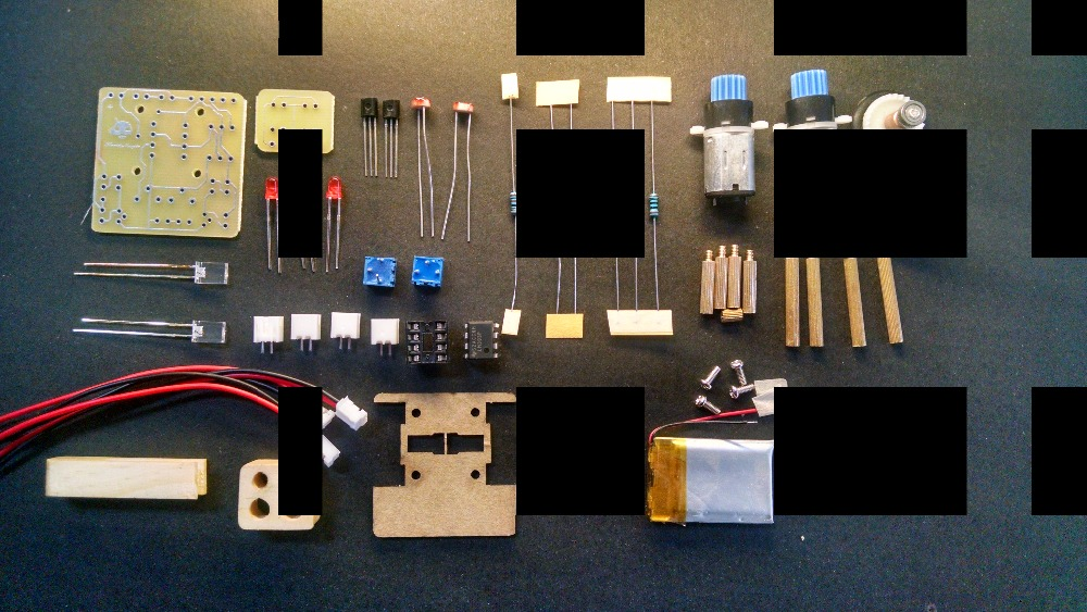 Electronic Kits For Assembly : Popular electronic assembly kits buy cheap