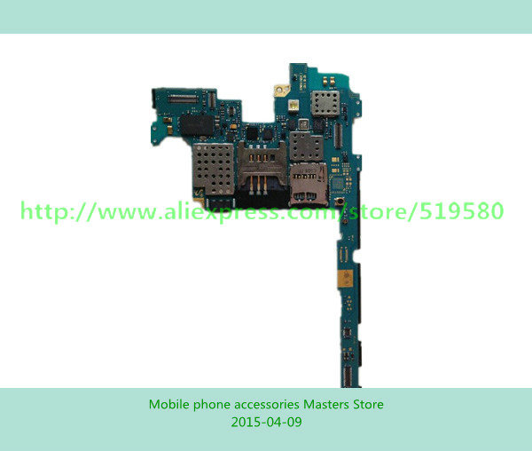 100% Original Europe Version 16G Unlocked Main Board For Samsung Galaxy Note N7000 Motherboard,100% Working Free Shipping