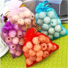 60Pcs Cedar Moth Balls Wood Camphor Bug Repellent Wardrobes Cloth Drawers 3 Bags #57598(China (Mainland))