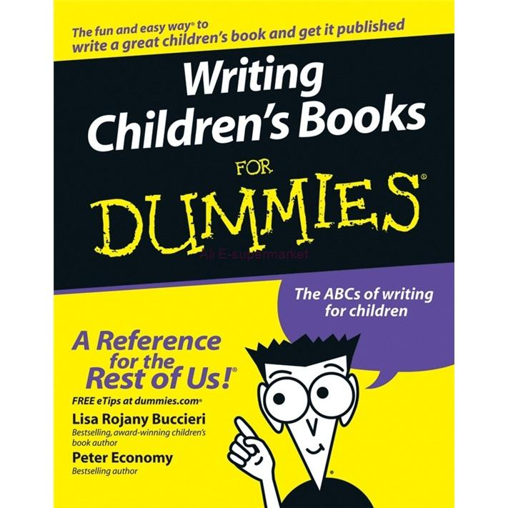 Writing for dummies