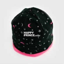 2016 Unisex Baby Girls Boys Cotton Hat Soft Moon Stars Print Beanie Cap New Arrival