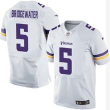 2016 elite Men Minnesota Vikings 5 Teddy Bridgewater 28 Adrian Peterson 22 HARRISON SMITH Diggs PurpleWhite 11 Laquon Treadwell(China (Mainland))