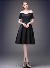 2014 new winter fashionable short slim black dress Q1034(China (Mainland))