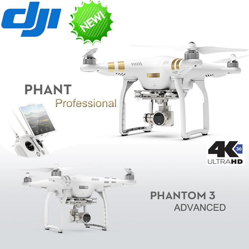 2015 Newest Hot DJI Phantom 3 Advanced Professional Quadcopter  RC Drone Quad
