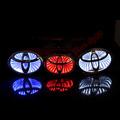 3D Car Led Logo Light Auto Badge Sticker Rear Emblem Tail Lamp for TOYOTA COROLLA NEW