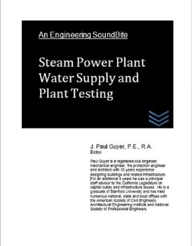 Steam Power Plant Water Supply and Plant Testing (Engineerin...(China (Mainland))