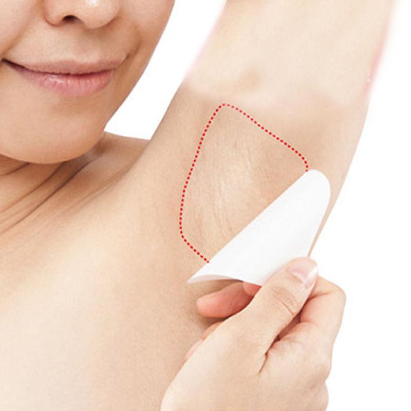 10Pcs/Lot Summer Axillary Underarm Armpit Sweat Pad Ultra Thin Effective Deodorant Sweat Pads Shield Absorbing Perspiration(China (Mainland))