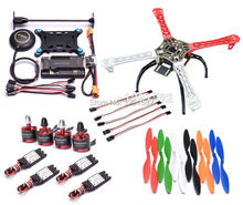 Buy F450 450mm Frame Kit + APM2.6 Flight Controller + 30A simonk ESC + Ublox 6M / 7M / M8N GPS + power module + 1045 Propepller for $95.59 in AliExpress store