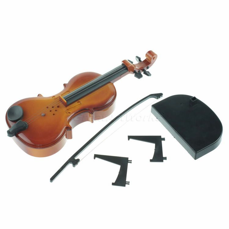 Musical Violin Dog Toy Toy Violin Shaped Musical
