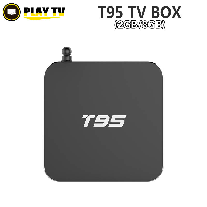 Здесь можно купить  [Genuine] 10pcs T95 Andorid 5.1 TV BOX Metal Case Amlogic S905 Quad Core 2GB/8GB 2.4GHz WiFi KODI 16.0 Airplay APK ADD ONS  Бытовая электроника
