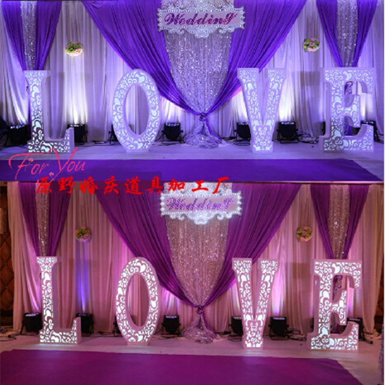 Wedding backdrop paillette curtain backdrop for wedding for Background decoration for wedding