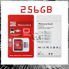 NEW!! 1pcs Sample wholesale microsd flash card Memory 256GB stick micro sd card  TF card 256gb class 10 micro sdhc 256GB