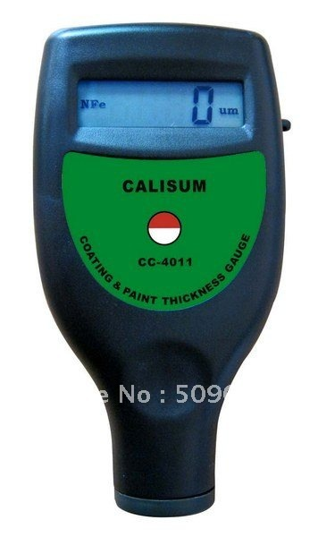 All new CC-4011 for car paint coating thickness gauge tester with USB cable & software ,Good quality ,by DHL Free shipping