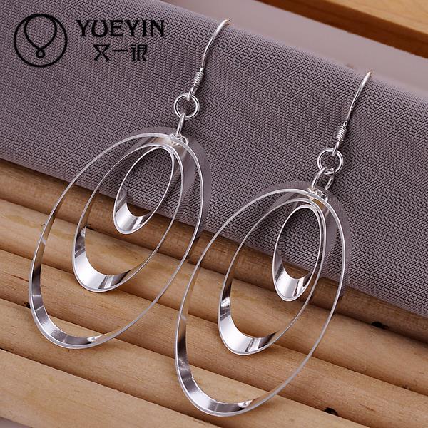 Серьги висячие 925 brinco drop earrings серьги висячие vintage style pentacle earrings