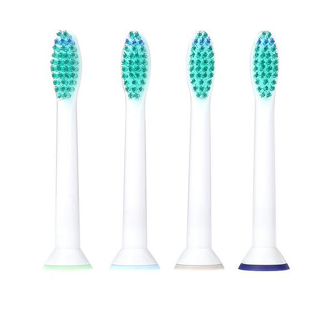 2016 Hot Electric Toothbrush Head Fits for Philips Sonicare P-HX-6014 Oral Hygiene 4Pcs/set Toothbrush Replacement Heads(China (Mainland))