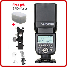 Yongnuo YN-560 III Wireless Flash Speedlite for Canon Nikon Pentax Olympus DSLR Cameras,YN560 III