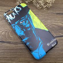 Blue Heisenberg Breaking Bad iPhone Case