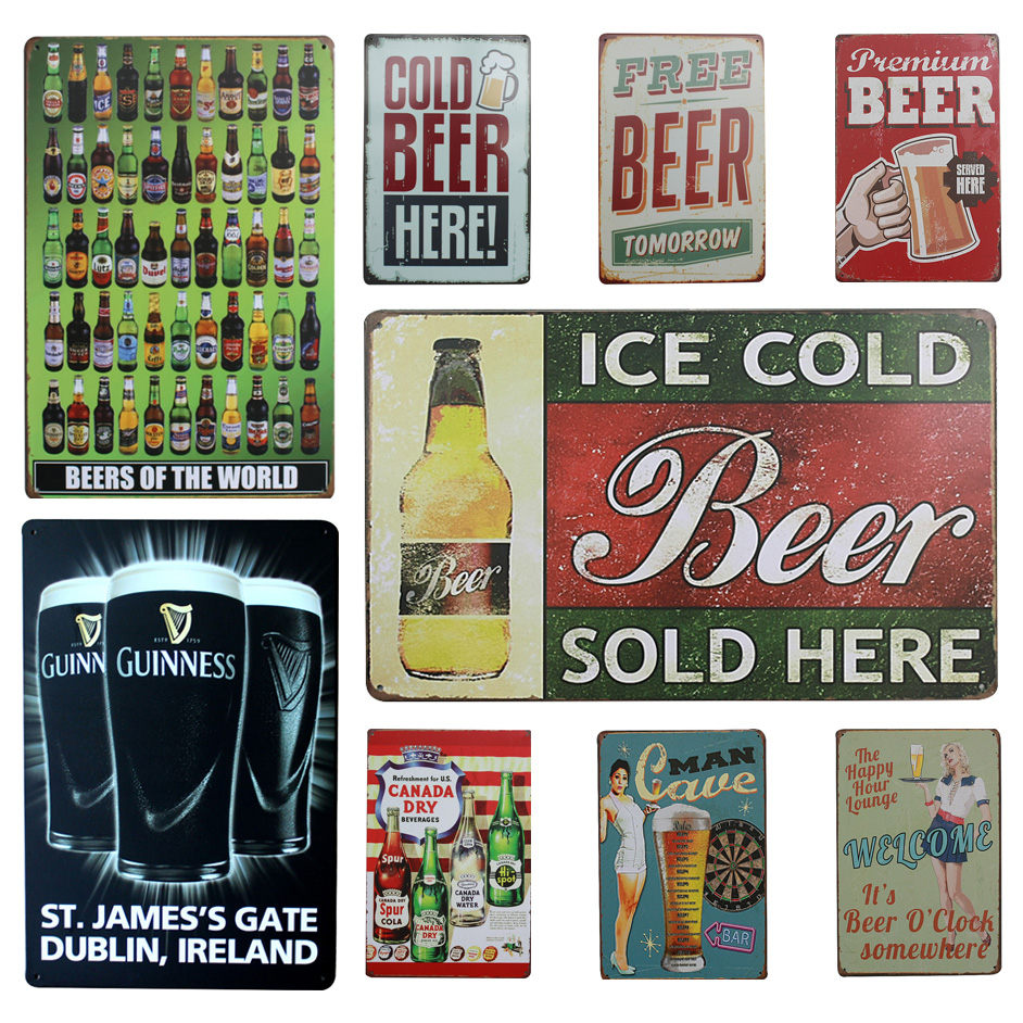 Online Buy Wholesale Vintage Style Tins From China Vintage