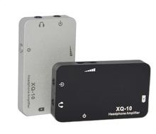 XDUOO XQ-10 mini potable earphone headphone amplifier ,metal case & big power & high quality sound --Tennmak selling(China (Mainland))