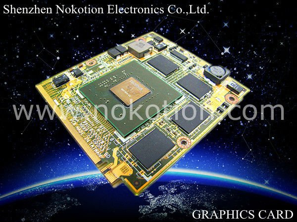 laptop graphics card NVIDIA VIDEO card GeForce 8600M GT for LENOVO Y510 08G2020SD20ILV(China (Mainland))