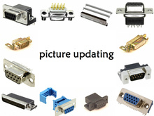 """[VK] DBE25SF179C DSUB 25 F WW .585 inch"""" CLIN G ZI Connectors - VICKO (HK store ELECTRONICS TECHNOLOGY CO LIMITED)"""