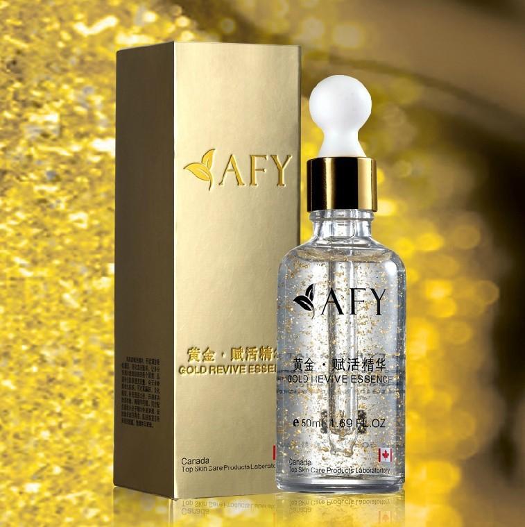 20pcs/bag Super Anti-Aging Collagen 24k Gold Essence Skin Whitening Cream Remove Dark Spots Skin Whitening Essence LBL366(China (Mainland))