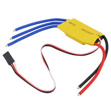 1pcs New arrival RC BEC 30A ESC Brushless Motor Speed Controller free shipping Hot(China (Mainland))