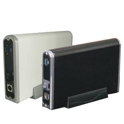 5GMbps USB 3.0 TO SATA 3.5'' hdd external hard drive enclosure case HD docking station free shipping(China (Mainland))