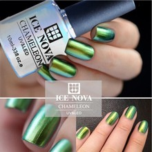 NOVA 10ml/6pcs Color Changing Nail Polish Chameleon Gel LED UV Lamp Curing 47 Color For Nail Art DIY Decoration