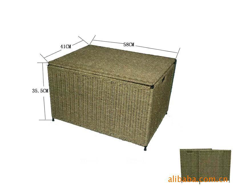 Focus on production and export of all kinds of seaweed sea straw baskets storage baskets straw basket Sea(China (Mainland))