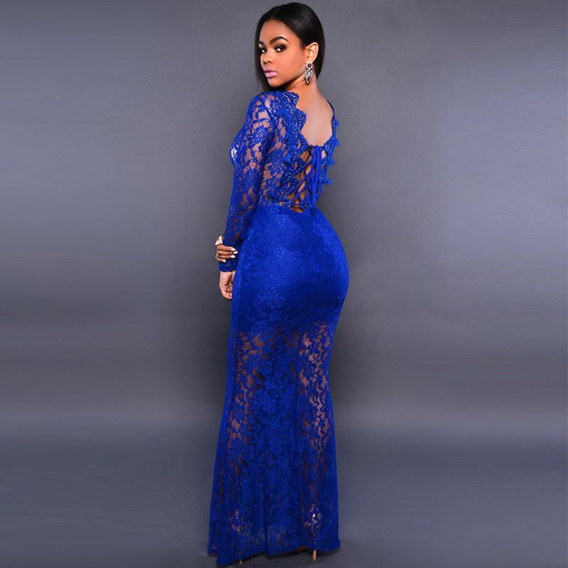 Famoso Party Maxi Dresses With Sleeves Foto - Vestido de Novia Para ...