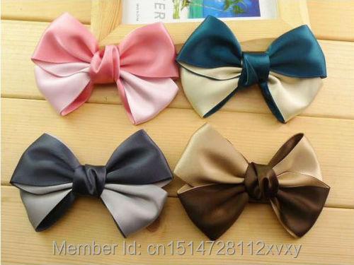 Hairband Headband Bow Bow-knot Rosette Elegant Hair Clips Bands Band Hairclip(China (Mainland))